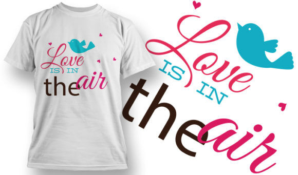 Valentines Day T-Shirt Design 23 T-shirt Designs and Templates vector