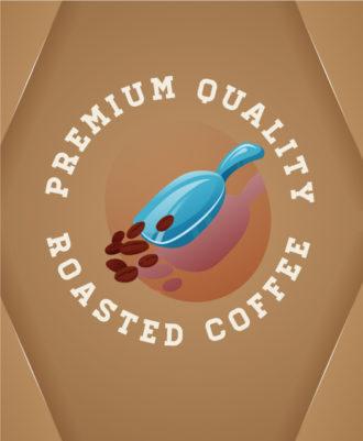 Coffee vector illustration Vector Illustrations black