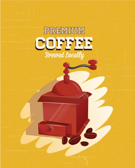 Coffee vector illustration Vector Illustrations coffee