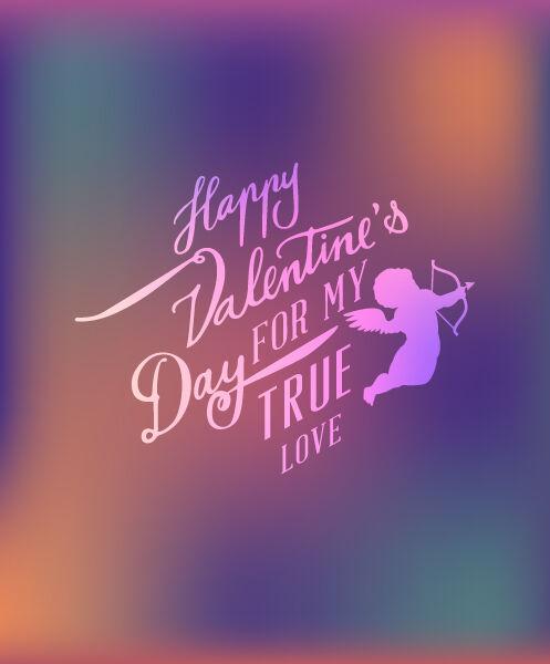 Love vector illustration Vector Illustrations happy