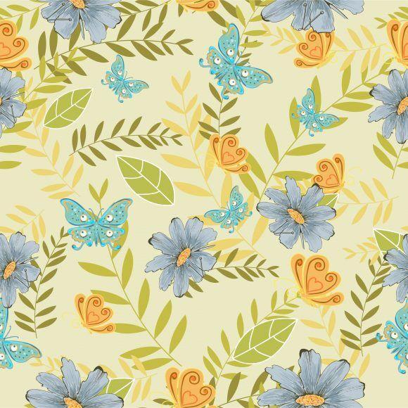 vector seamless pattern with floral Vector Illustrations pattern,seamless,repeat,multiply,vector,floral,leaf,plant,flower,fake,decoration,ornate,abstract,symbol,design,illustration,background,art,artwork,creative,decor,elegant,image,