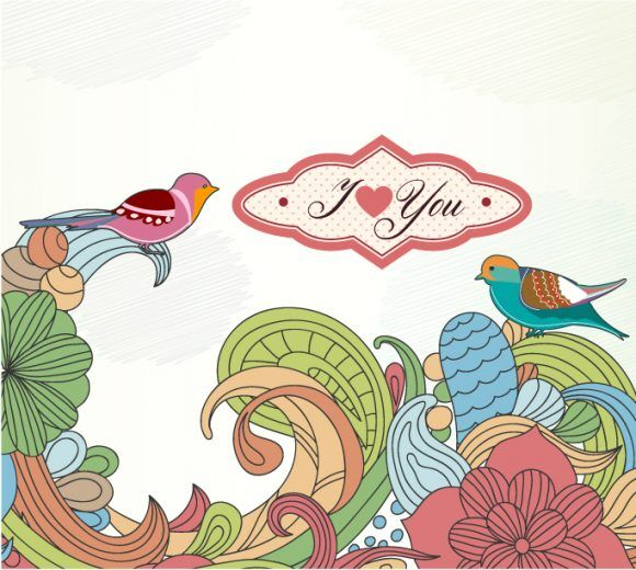 Love vector illustration Vector Illustrations vector