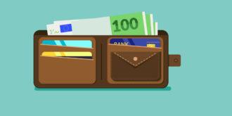 Wallet Vector Illustration Vector Illustrations vector