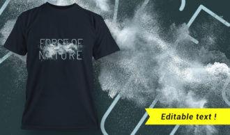 T-shirt design 1648 T-shirt Designs and Templates t-shirt