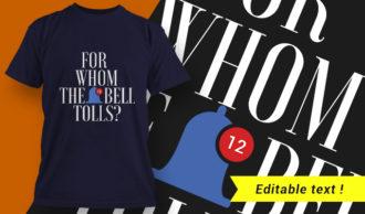 T-shirt design 1663 T-shirt Designs and Templates t-shirt