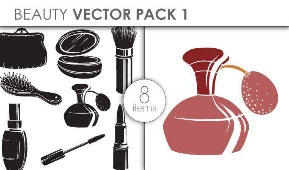 Vector Beauty Pack 1 Vector packs vector