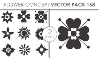 Vector Flower Pack 168for Vinyl Cutter Vector packs vector