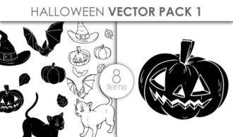 Vector Halloween Pack 1 Vector packs vector