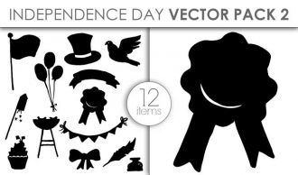 Vector Independence Day Pack 2 Vector packs vector