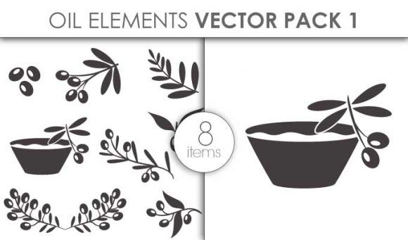 Vector Oil Pack 1 Vector packs vector