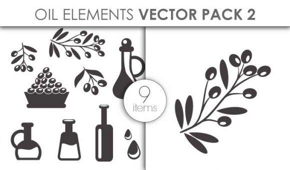 Vector Oil Pack 2 Vector packs vector