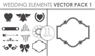 Vector Wedding Pack 1 Vector packs vector