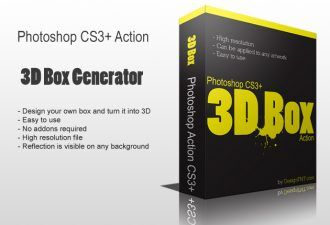 Ps-3D-box-action Addons 3d-box|action|box|generator