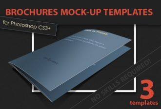 Brochure-Mock-ups Addons action|brochure|mock-up|psd