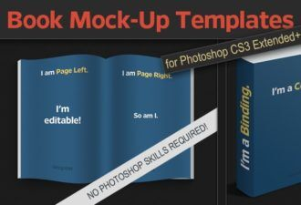Photo-realistic-Book-PS-Mock-ups Addons action|addon|book|photo|realistic|mock-up
