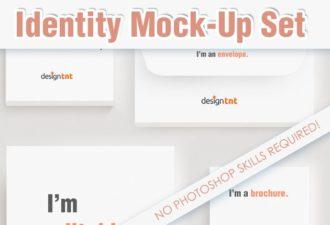 Identity-Stationery-Mock-ups Addons a4|brochore|business|card|envelope|id|identity|paper|stationary|mock-up