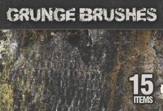 Grunge-PS-Brushes-Set-2 Addons brush|concrete|dirt|grunge|texture