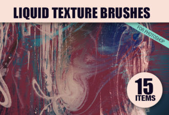 Liquid-Photoshop-Brushes-Set-1 Addons abr|brushes-2|crystal-clear|Editor's-Picks-–-Brushes|liquid