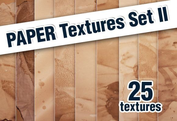 Stained Paper Textures Set 2 Textures old|paper|stained|vintage|texture