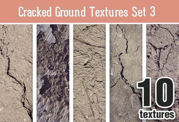 Cracked Ground Texture Set 3 Textures crack cracked earth Editor's Picks – Textures ground mud texture