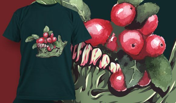 T-shirt Design 1848 T-shirt Designs and Templates vector