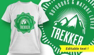 T-shirt design 1933 T-shirt Designs and Templates vector