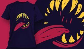 T-shirt design 1967 T-shirt Designs and Templates vector