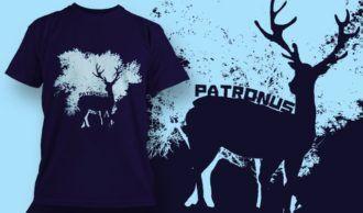 T-shirt design 1975 T-shirt Designs and Templates vector