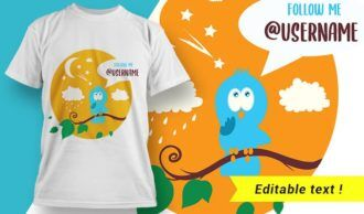 T-shirt design 1998 T-shirt Designs and Templates vector