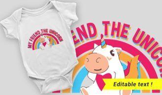 T-shirt design 2038 T-shirt Designs and Templates vector