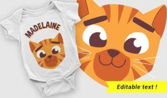 T-shirt design 2074 T-shirt Designs and Templates vector