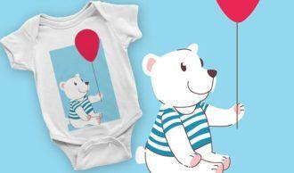 T-shirt design 2095 T-shirt Designs and Templates vector