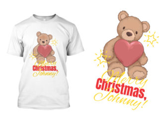 Merry Christmas T-shirt Designs and Templates christmas