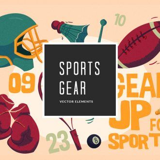 Sport Vector Pack Vector packs Sport,vector,clipart,element,illustration