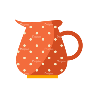Breakfast Icons Vector Set 1 Vector Coffee Pot 01 Clip Art - SVG & PNG vector