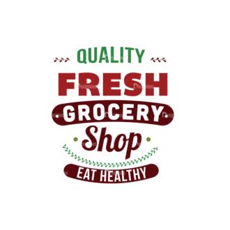 Food Typography Set Vector Text 05 Clip Art - SVG & PNG vector
