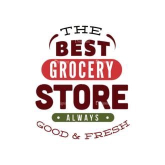 Food Typography Set Vector Text 06 Clip Art - SVG & PNG vector