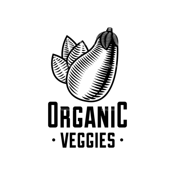 Food Vintage Badges Set 4 Vector Badge 03 Clip Art - SVG & PNG vector