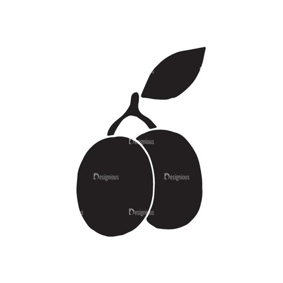 Fruits Vector Elements Set 2 Vector Kiwi 02 Clip Art - SVG & PNG vector
