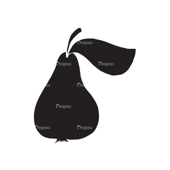 Fruits Vector Elements Set 2 Vector Mango Clip Art - SVG & PNG vector