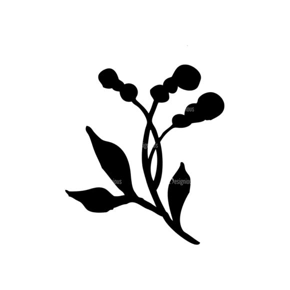 Small Fruits Set 3 Vector Small Plant 13 Clip Art - SVG & PNG vector