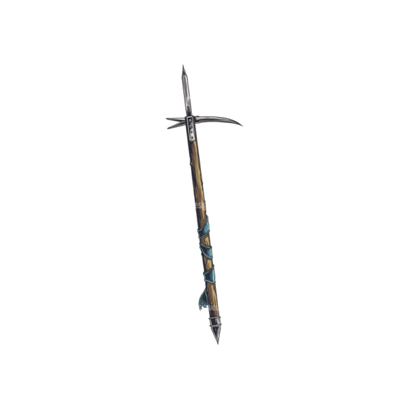 Medieval Weapons Vector 1 5 Clip Art - SVG & PNG vector
