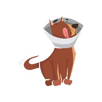 Puppies Dog Bowl Clip Art - SVG & PNG vector