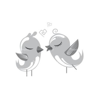 Birds Vector 9 10 Clip Art - SVG & PNG vector