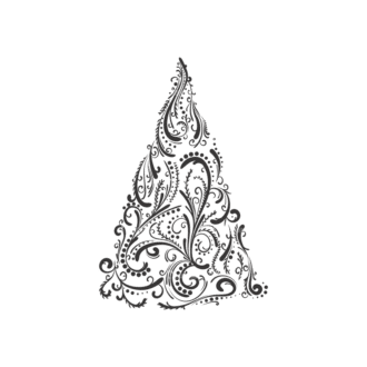 Christmas Vector 1 5 Preview Clip Art - SVG & PNG vector