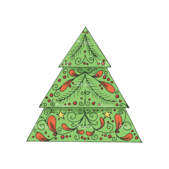 Christmas Vector 22 3 Preview Clip Art - SVG & PNG vector