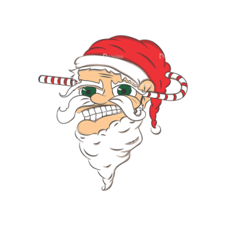 Christmas Vector 4 3 Preview Clip Art - SVG & PNG vector