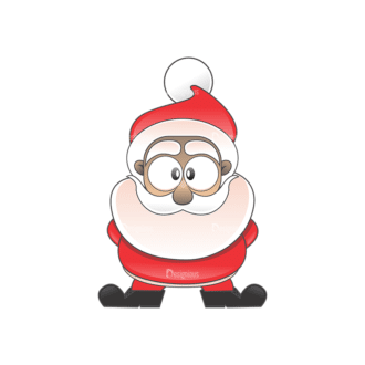 Christmas Vector 8 6 Preview Clip Art - SVG & PNG vector