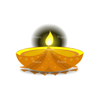 Christmas Vector Candles Vector Candle 03 Clip Art - SVG & PNG vector