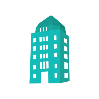 Cityscape Icon Set Of Buildings Vector Building 01 Clip Art - SVG & PNG building